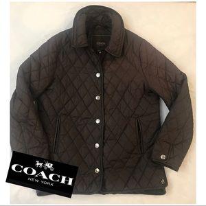 Coach Brown jacket
